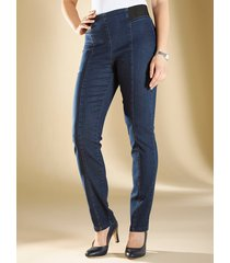 jeans m. collection blue stone