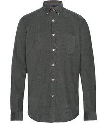 shirt skjorta casual grå marc o'polo