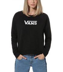 sweater vans flying v ft boxy