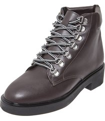 botin marron zatz