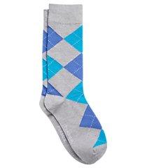 jos. a. bank argyle mid-calf socks, one-pair clearance