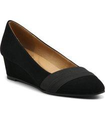 mootsies tootsies women's karmine dress wedge pumps women's shoes