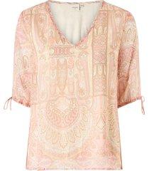 blus johannacr blouse