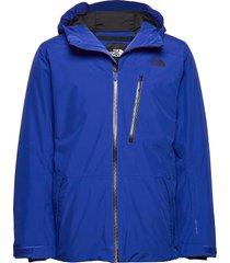 m descendit jkt outerwear sport jackets blå the north face
