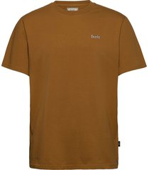 air t-shirt - midnight blue t-shirts short-sleeved beige forét