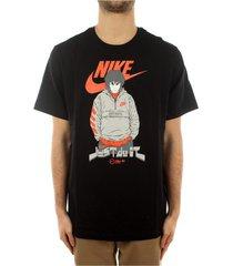 dc9101-010 short sleeve t-shirt
