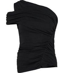 iro billin one-shoulder top