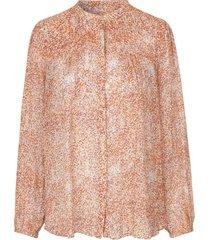 flora shirts & blouses