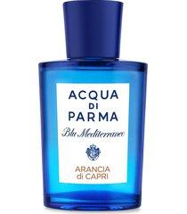 acqua di parma women's blu mediterraneo arancia di capri eau de toilette - size 2.5 oz.