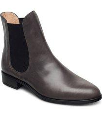 boyer_ne shoes chelsea boots brun unisa