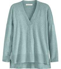 plus size women's adyson parker v-neck tunic, size 3x - green