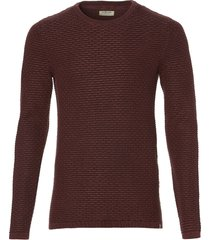 dstrezzed pullover - slim fit - bordo