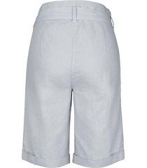 shorts laura kent ljusgrå