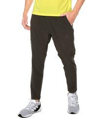 pantalón negro adidas performance aero 3s pnt