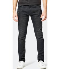 emporio armani men's 5 pocket skinny denim jeans - denim nero - w38/l34 - black