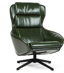 fotel boderno zielony