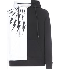 neil barrett fleece