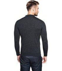sweter ponte p szary