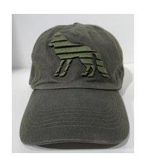 boné acostamento snapback verde militar 90522003 mallorca