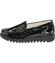 loafers waldläufer svart