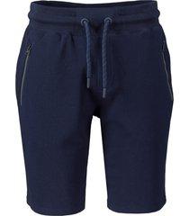 superdry short - slim fit - blauw