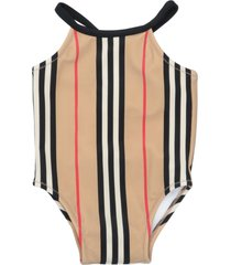 burberry one-piece swimsuits
