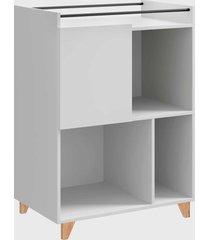 modulo cafeteira/bar branco tx be mobiliário