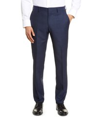 men's boss genius slim fit wool dress pants