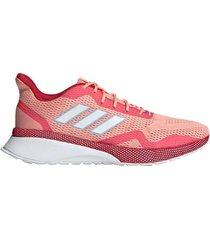 zapato adidas nova run x mujer