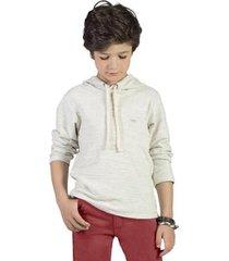 casaco infantil bugbee texturizado masculina