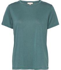 ella t-shirt t-shirts & tops short-sleeved grön soft rebels