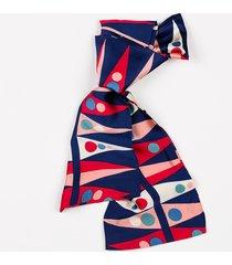 sciarpe di seta da donna sciarpe di seta con stampa grafica sciarpe di seta per capelli foulard avvolgente