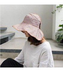gran ancho de la mujer floppy summer empty top beach sombrero sombrero
