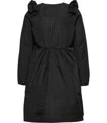 christy jurk zwart molo