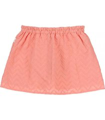 falda algodón skt/barce rosa