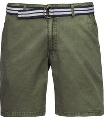 protest korte broek men fan shorts camo green-l