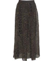 tiffany tiffany silkeskjol mörk leopard, 16220