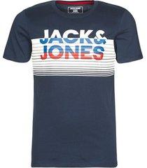 t-shirt korte mouw jack jones jcobrix