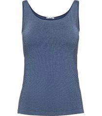 jamaika top t-shirts & tops sleeveless blå wolford