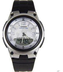 reloj casio aw-80-7a2v anadigi 100% original-blanco