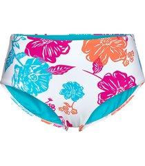 oasis floral wide side retro bikinitrosa multi/mönstrad seafolly