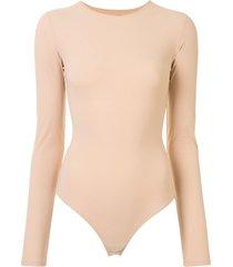 alix nyc leroy bodysuit - neutrals