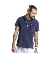 camiseta svk marbled masculina
