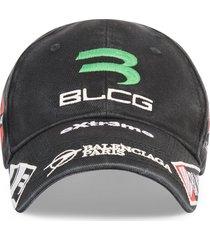 gamer cap black