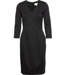 nira dress jurk knielengte zwart inwear