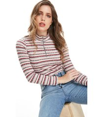 sweater multicolor rock and stories