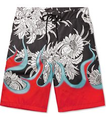 prada swim trunks