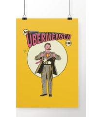 poster ubermensch