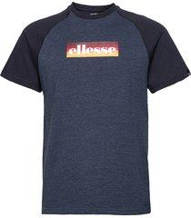 el kershaw tee shirt t-shirts short-sleeved blå ellesse
