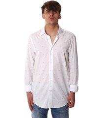 overhemd lange mouw calvin klein jeans k10k105291